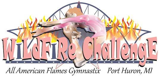 WildFire Challenge at All American Flames Gymnastix